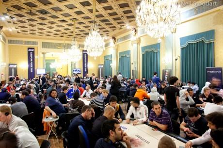 Wigg en av 24 svenskar till dag 2 i PokerStars EPT San Remo