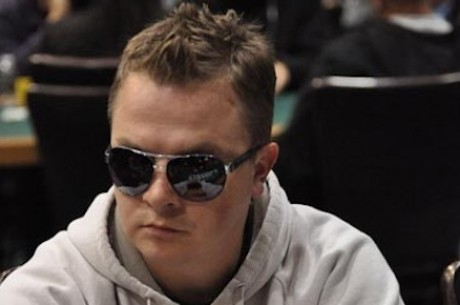 World Series of Poker Circuit Hammond Main Event Day 1b: Scarborough Leads