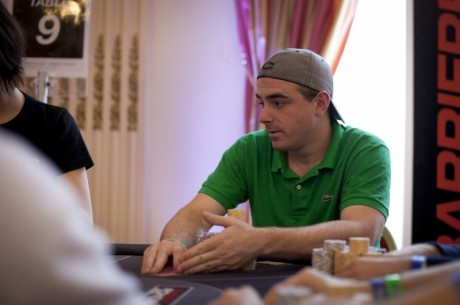 El Día 3 del PokerStars.it EPT de San Remo finaliza con un canadiense de chip leader