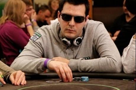 Димитър Данчев започва 14-ти по чипове от 64 в Ден 4 на...