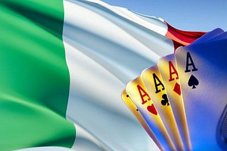 El peso del poker online en el sector del juego en Italia
