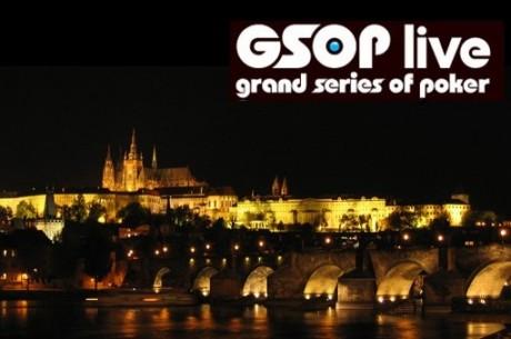 Võida GSOP Live Praha $3600 pakett läbi Pafi