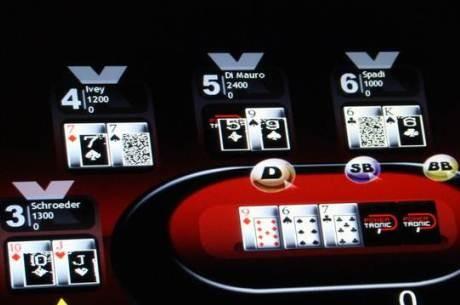 Покер маса с RFID чипове може да направи покер камерите част от миналото