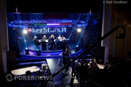 EPT8 PokerStars.it EPT San Remo Day 5: An Aussie Leads in the Land of Pasta