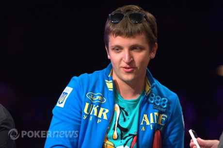 November Nine - caminho das World Series of Poker: Anton Makiievskyi