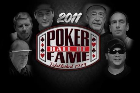 Barry Greensteinas ir Linda Johnson papildė Pokerio Šlovės Galeriją