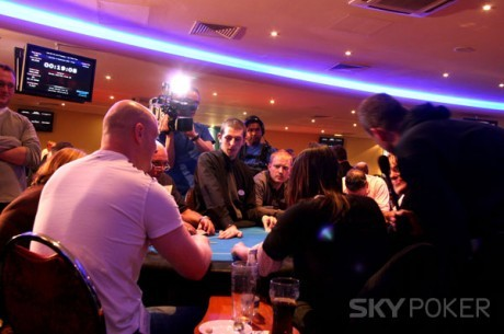 Sky Poker Tour: Leg 1 Main Event Starts Today
