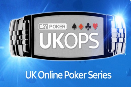 Sky Poker UKOPS Begins Today
