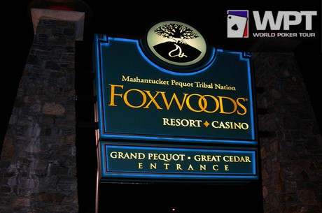 Åtta spelare kvar i Foxwoods WPT World Poker Finals