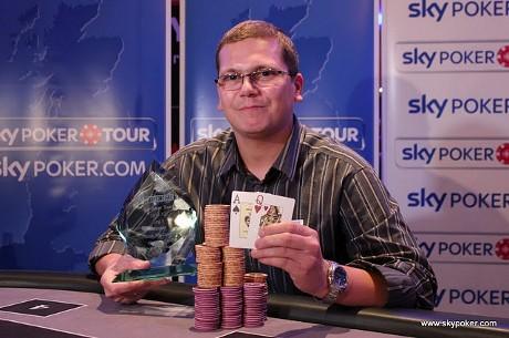 Srok Wins 2011/12 Sky Poker Tour Leg 1