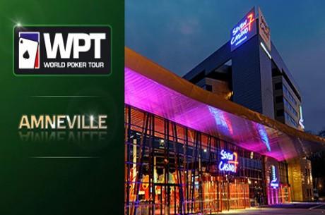 WPT Amneville inleds idag samtidigt som WPT Foxwoods avslutas