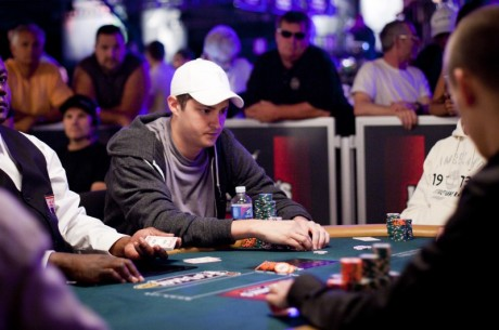 November Nine - caminho das World Series of Poker: Matt Giannetti