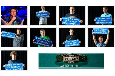 Анкета: Кой ще спечели 2011 World Series of Poker Main Event?