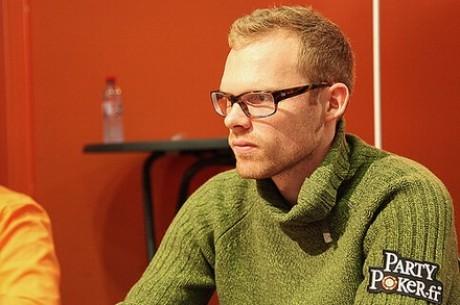 WPT: Anders B. Rasmussen Indtager Flot 11. Plads Efter Dag 2