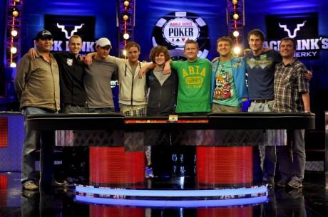 WSOP Lapkričio devintuko dalyvių pristatymai (3 dalis)