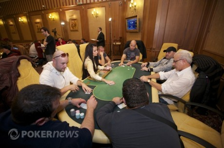 Ден 1А от WPT 5 Diamond World Poker Classic Сателита в Казино Ritz