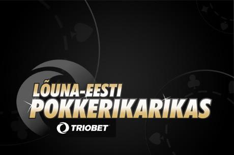 Lõuna-Eesti Pokkerikarikas toimub novembri lõpus Tartus