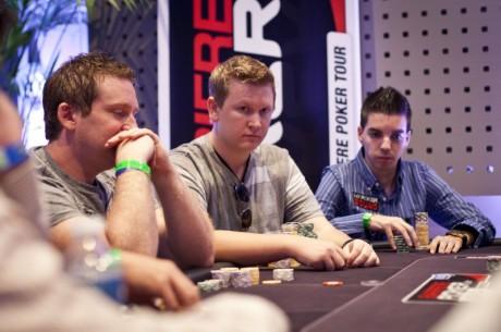 Příprava jednoho z Novemeber Nine WSOP 2011 - Ben Lamb