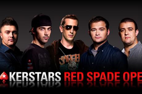 Red Spade Open се завръща с награден фонд от $1,000,000