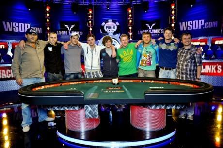 Представление участников WSOP November Nine. Часть третья
