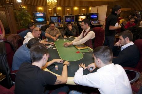 Финал на турнира в казино Риц днес от 12:00