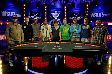 Hoy empieza la recta final de las World Series of Poker 2011