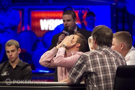 Антон Макиевский покинул финальный стол ME WSOP 2011