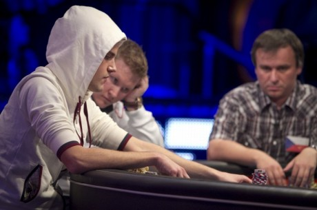 Tri Musketara Heinz, Lamb i Staszko do Titule Svetskog Šampiona na WSOP, Utorak je Dan D