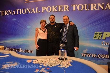 Pregled CPS Main Eventa iz Budve - Aleksandar Bošković Trijumfovao (15.150€)