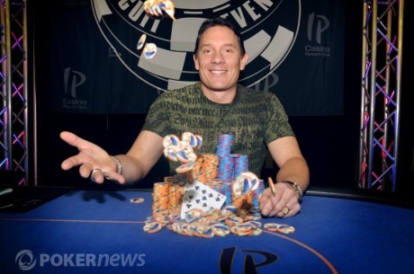 "Jerry Monroe Bests ""Wild"" Bill Phillips to Win WSOP Circuit Biloxi Main Event"