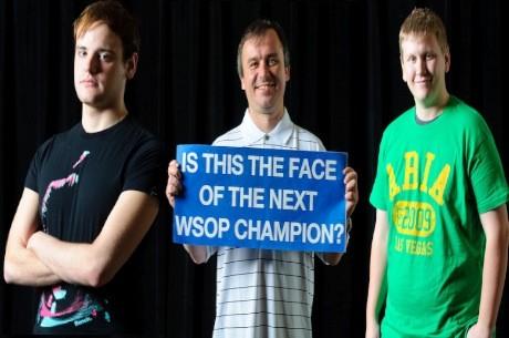 Ką reiškia WSOP trejetukas be pergalės?