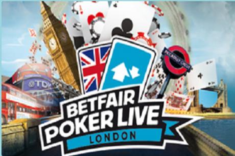 На път към Лондон за Betfair Poker LIVE