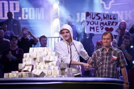 Martin Staszko skončil v Main Eventu druhý a odnesl si $5,433,086