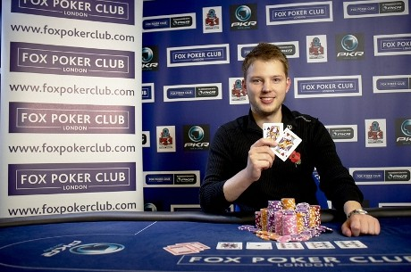 Chris Gordon Wins Fox Poker Club London Calling Main Event