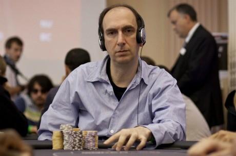 Erik Seidel sigue de líder una semana más en el Global Poker Index