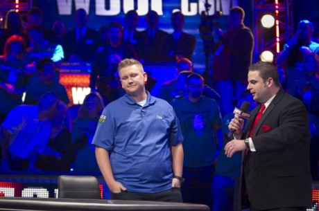 Entrevista com Ben Lamb após a sua eliminação nas WSOP