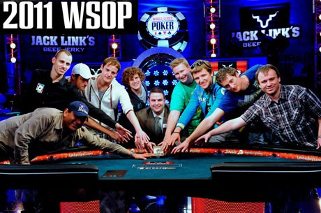 Video sa više od 6h Finalnog Stola WSOP Main Eventa