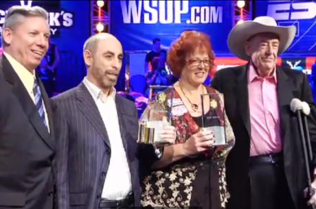 WSOP 2011: Покер Зала на Славата