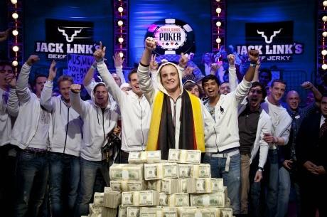Una sala privada de apuestas en Rusia gana gracias a la victoria de Pius Heinz