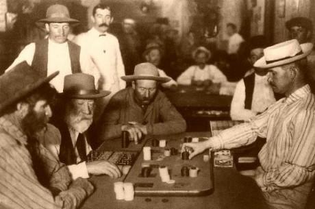 """""""Вкусности"""" из истории покера"""