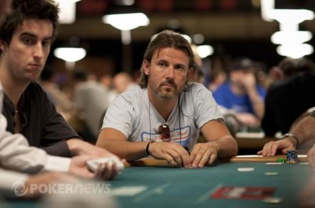 Fora das mesas com Joe Sebok