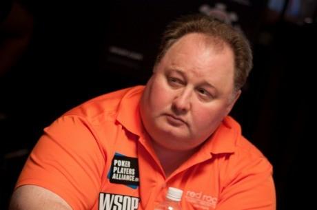"""Greg """"Fossilman"""" Raymer defiende el poker en los juzgados de Virginia"""