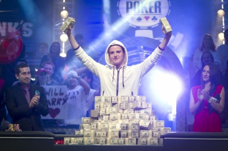 Entrevista com Pius Heinz - vencedor do Main Event WSOP 2011 - Parte I