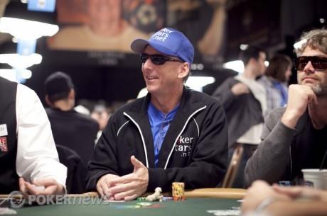 Hol van most: Kevin Schaffel a 2009 WSOP Main Event döntő asztaláról