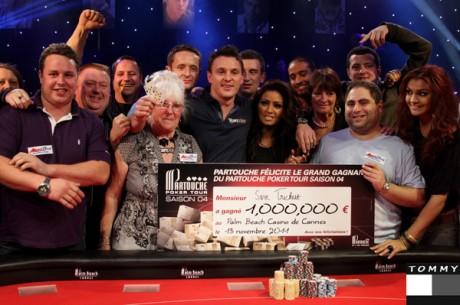 Sam Trickett спечели Partouche Poker Tour и €1.000.000