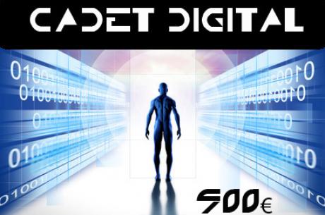 MyPok : Satellite pour le Digital 900€ du Cercle Cadet (packages 1.200€)