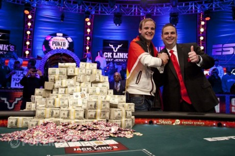The Nightly Turbo: WSOP November Nine Taxes, Sam Trickett is King, & More