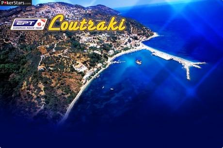 EPT Loutraki starter i dag, Live oppdateringen leser du her