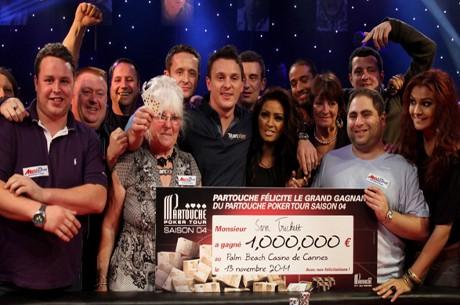 Sam Trickett vyhrál Partouche Poker Tour
