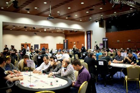 Tre av fyra svenskar vidare från PokerStars EPT Loutraki dag 1a